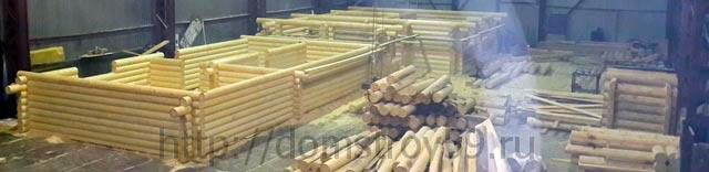 срубы от производителя Пермь